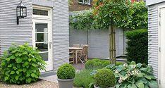Tuinontwerp - tuinontwerpen | Foto's voorbeelden klassieke tuinarchitectuur pag. 3
