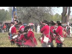Recreación histórica de la Batalla de Almansa 1707- 2011