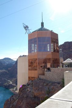 Hoover Dam - Visitor Center For more information visit https://play.google.com/store/apps/details?id=com.wi.guiddoo