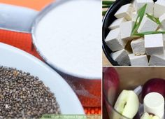 11 způsobů jak nahradit vejce nejen při pečení Raw Vegan, Cantaloupe, Fruit, Healthy, Food, Recipes, Essen, Meals, Eten