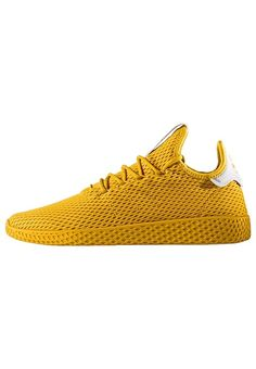 san francisco 0c10c 0dcfd Köp adidas Originals PHARRELL WILLIAMS HU - Sneakers - collegiate  gold collegiate gold footwear