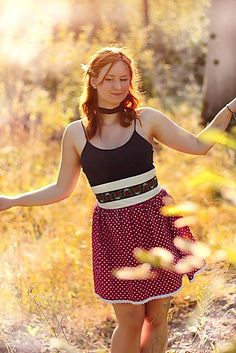 Meredith / Sukienka červená-bodkovaná Vintage, Style, Fashion, Swag, Moda, Fashion Styles, Vintage Comics, Fashion Illustrations, Outfits
