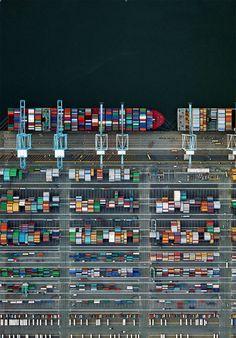 Container Port 38, Jeffrey Milstein