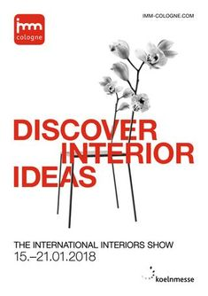 imm Cologne Welcome Aboard the First Big Event of the Year 2017 Inspiration, Living Room Inspiration, Interior Inspiration, Welcome Aboard, Large Family Rooms, World Of Interiors, Trade Show, Trade Fair, All About Eyes