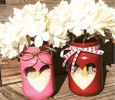 100 Best Valentine's Day Decor DIY Ideas - Prudent Penny Pincher