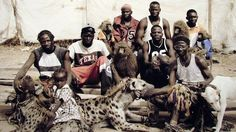 Known to the locals on the streets of Lagos as theGadawan Kura (rough translation: 'hyena handlers/guides') but portrayed byNigerian press as little more than a group of shadybody guards, bank robbers, drug dealers and debt collectors - there has always been a tangible sense of myth and myster...