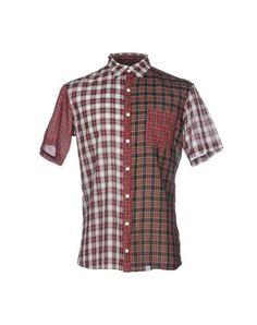 #Kolor camicia uomo Mattone  ad Euro 197.00 in #Kolor #Uomo camicie camicie