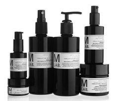 Mlab skincare packaging- THE best skincare ever.