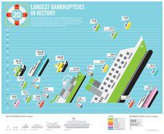 40 Beautiful InfoGraphic Designs