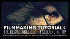 Filmmaking Tutorial: 180 Degree Rule and Other Shot Sequence Tips