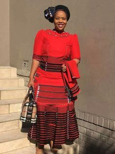 Here's Classy traditional african fashion 3719147341 African Fashion Designers, Latest African Fashion Dresses, African Print Dresses, African Dresses For Women, African Print Fashion, African Wear, African Attire, African Women, South African Traditional Dresses