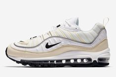 Nike Air Max 98 'Fossil' Joins January Releases - Sneaker Freaker
