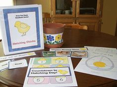 Life Cycle of a Chicken - Hatching Chicks by CrayonboxLearning.com