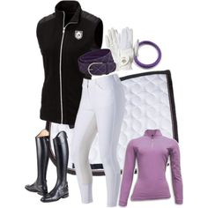 """""""Dressage Queene"""" by lolakeene on Polyvore"""