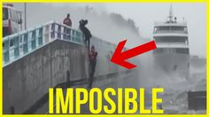 The Tsunami Typhoon Chaba Unknown South Korea - have to see!
