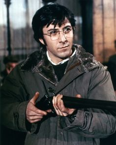 Dustin Hoffman in Straw Dogs One of the most impressive movies I've ever seen