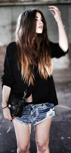 Proenza Schouler Black Leather Cross Body Bag by Come Over To The Dark Side We Have Candy