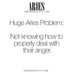 Definitely Aries....