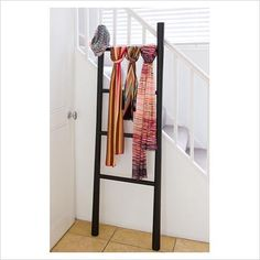 ladder for scarf display