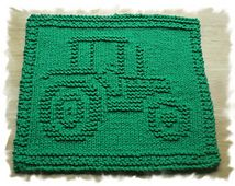 Ravelry: Tractor pattern by Lisa Vienneau