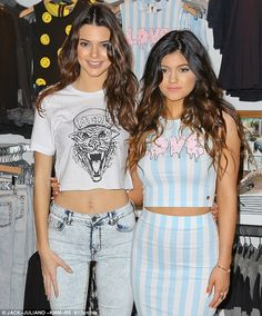 | Kendall & Kylie Jenner|