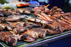 BBQ seafood, anyone? Seafood Bbq, Bar B Que, Grilling, Pork, Turkey, Cooking, Kale Stir Fry, Kitchen, Turkey Country