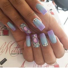 Ideas For Nails Bright Summer Beauty Black Nail Designs, Cute Nail Designs, Acrylic Nail Designs, Acrylic Nails, Dope Nails, Fun Nails, Bridesmaids Nails, Summer Beauty, Bright Nails