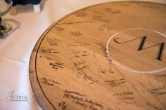 bourbon barrel guestbook - green & navy blue wedding | Bardstown Country club wedding - louisville wedding photographer | Jessica Ryan Photography