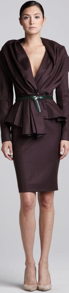 Neiman Marcus suited style ♥✤   KeepSmiling   BeStayBeautiful