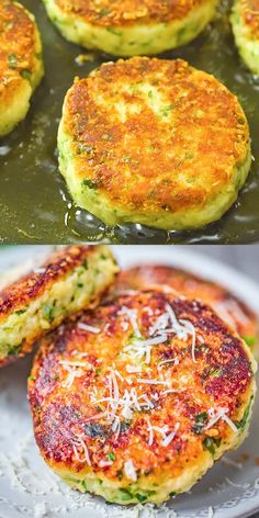 Parmesan Mashed Potato Cakes – These Parmesan Mashed Potato Cakes are addictive! A crunchy, cheesy crust hides the – potato Parmesan Mashed Potato Cakes – These Parmesan Mashed Potato Cakes are addictive! A crunchy, cheesy crust hides the – potato Parmesan Mashed Potatoes, Mashed Potato Cakes, Potatoe Cakes Recipe, Recipes With Mashed Potatoes, Mashed Potato Patties, Leftover Mashed Potatoes, Roasted Potatoes, Potato Dishes, Vegetable Dishes