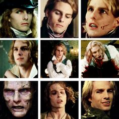 """ favourite fictional characters: Lestat de Lioncourt ♦ Interview with the vampire (Anne Rice). """