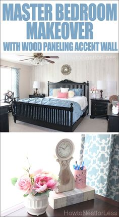 """""""I want this breed"""" Always with Love Uniquely RA  MASTER BEDROOM MAKEOVER on a budget!"""