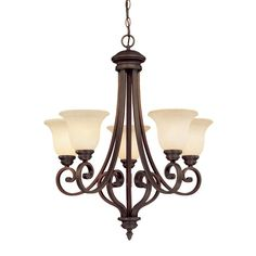 Buy the Millennium Lighting Rubbed Bronze Direct. Shop for the Millennium Lighting Rubbed Bronze Oxford 5 Light Single Tier Chandelier and save. Bronze Chandelier, Chandelier Ceiling Lights, Mini Chandelier, Chandelier Shades, Island Lighting, Vanity Lighting, Dining Room Lighting, Kitchen Lighting, Dining Lighting