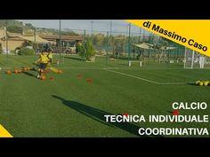 Allenamento Calcio Tecnica Individuale Calcio Coordinativa - YouTube Soccer Drills, Training, Sport, Youtube, Workouts, Sports, Soccer Coaching, Soccer Workouts, Deporte