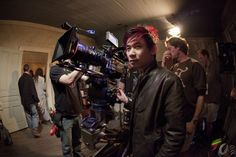 James Wan in The Conjuring