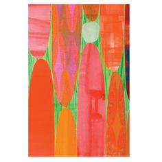 rex ray artwork 16 x 24  $2,200.00    quantity       Item #: 3679Artwork by renowned artist   Rex Ray exclusively at Jonathan Adler.    Paper collage and paint on birch plywood panels coated with a high gloss lacquered resin.