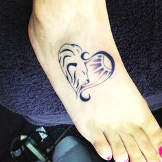 Lion tattoo leo for women