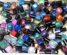 Prototypes! MINIS - One of a Kind Random Mystery Nail Polish/Lacquer (5ml)