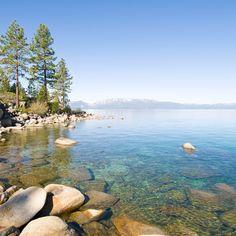 Lake Tahoe Zephyr Cove