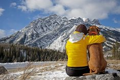 How to hike with your dog: Tips, rules and great gear -A guide for how to prepare, what to pack, rules for the trail, and resources for finding great dog-friendly hiking trails. -By: Jaymi Heimbuch Hiking Dogs, Camping And Hiking, Hiking Trails, Backpacking, Camping Tips, Dog Travel, Dog Friends, The Great Outdoors, Dog Bed