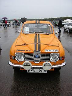 Saab 96 V4 LHD