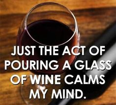 Wine calms my mind . thank goodness I teach others about wine and pour it for a living! Traveling Vineyard, Wine Down, Coffee Wine, Wine Quotes, Drunk Quotes, Sarcastic Quotes, Wine Wednesday, In Vino Veritas, Wine Cheese