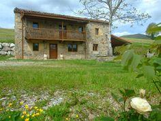 Casas rurales en el Valle de Pas Cantabria