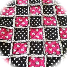 Baby Quilts / Rag Quilts