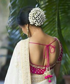 Trendy Ideas For Vintage Wedding Dress Patterns Style Saree Hairstyles, Bride Hairstyles, Vintage Hairstyles, Bridal Hair Buns, Bridal Hairdo, Indian Bridal Outfits, Indian Wedding Hairstyles, Pelo Vintage, Wedding Dress Patterns