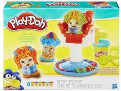 Corte Maluco Play-Doh - Hasbro com as melhores condições você encontra no Magazine Raimundogarcia. Confira!