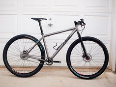Lynskey rigid single speed
