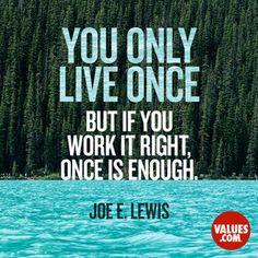 Begin each day as a fresh start! #livelife #bepresent www.values.com