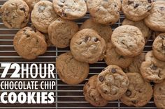 Hands down the best Chocolate Chip Cookie Recipe in the entire world! These cookies are soft and chewy on the insides and slightly crisp around the edges.