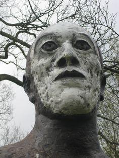 Yorkshire Sculpture Park... Elisabeth Frink